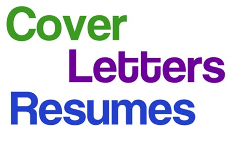 Cover letter samples with resume
